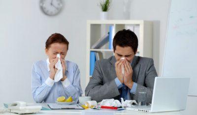 acarieni, alergii, stranut