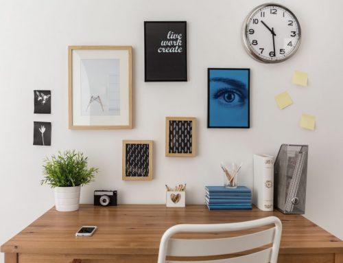 Spatiul tau de lucru se poate aglomera repede: sfaturi pentru un birou ordonat