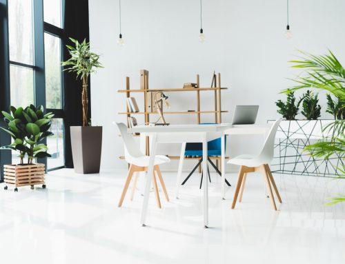 3 idei de amenajare a unui spatiu de birou